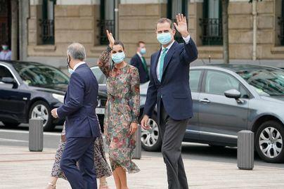 Los reyes visitan Cataluña con una agenda muy limitada por la pandemia