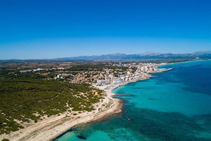 Las viviendas en la costa balear, las más caras de toda España