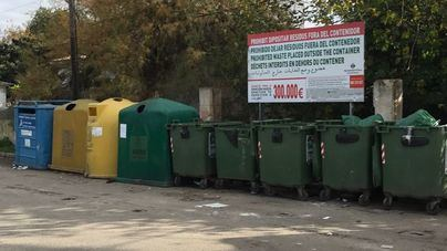 Coronavirus: La producción de residuos en Mallorca desciende a datos de 1998