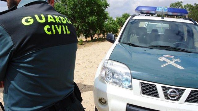 Ocho detenidos en una operación antidroga de la Guardia Civil en Pollença