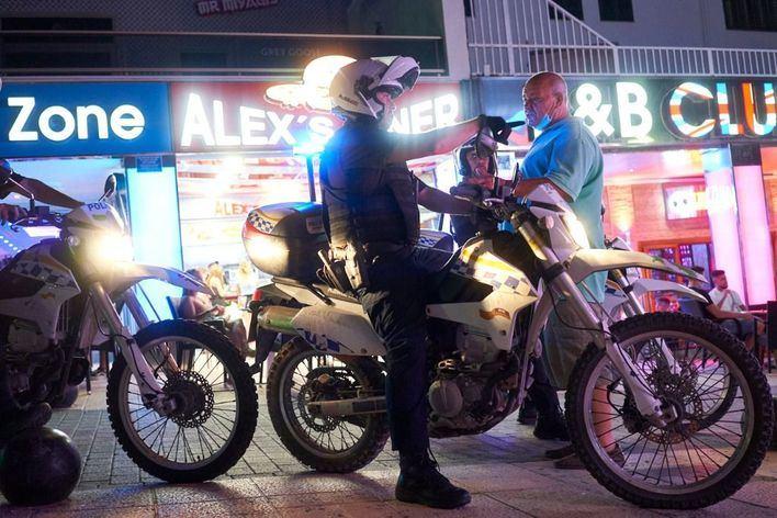 Las patronales presentan recurso contra el cierre de calles de Magaluf y Platja de Palma