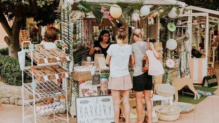 Puerto Portals organiza la sexta edición del mercado más mediterráneo, The Sunset Market