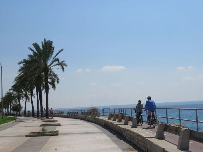 Alerta amarilla en Baleares por temperaturas extremadamente altas