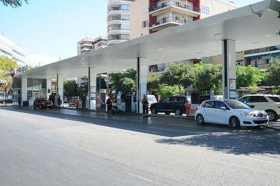 El precio de los carburantes se dispara un 8,6 por ciento desde de mayo