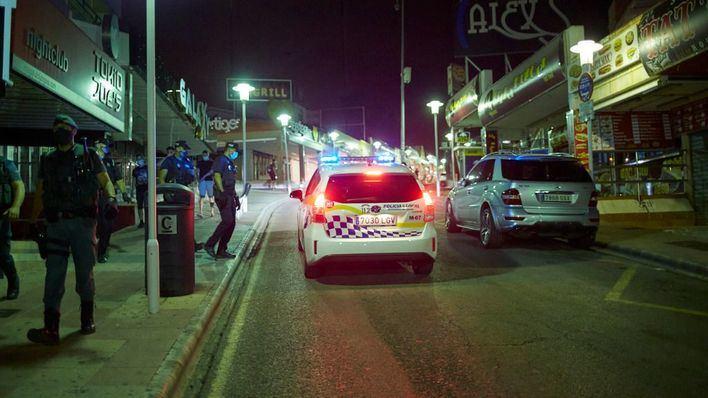 Algo más de la mitad de los lectores apoyan el cierre de calles en Magaluf y Playa de Palma