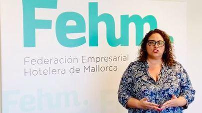 La vicepresidenta de la FEHM defiende la 'fortaleza sanitaria' del destino Baleares