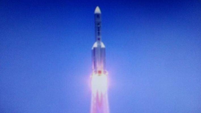 China cobra ventaja en la carrera espacial con el envío de una misión exploratoria a Marte