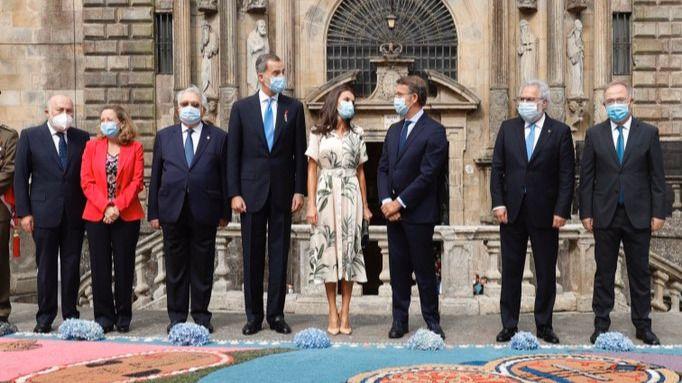 El Rey Felipe VI pide unidad ante las consecuencias 'sociales y económicas' de la pandemia