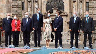 El Rey Felipe VI pide unidad ante las consecuencias