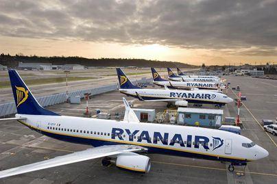 Ryanair mantiene sus vuelos desde Reino Unido a pesar de la cuarentena