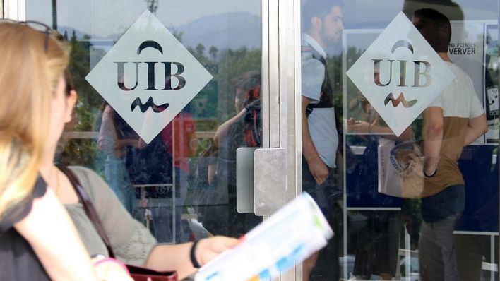 La preinscripción en la UIB supera los 7.000 alumnos, un 13,8 por ciento más