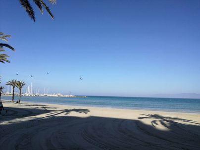 Máxima alerta en Baleares con temperaturas que pueden llegar a los 39 grados en Mallorca