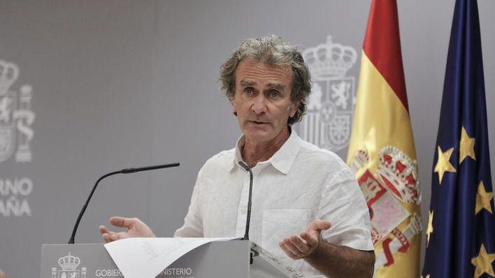 La Mesa del Turismo pide la dimisión de Fernando Simón por 'celebrar la ruina del sector'