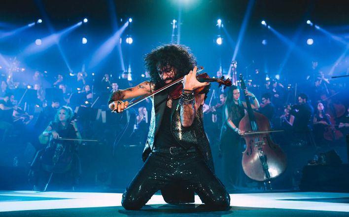 Ara Malikian actuará este sábado inagurando el Port Adriano Music Festival