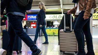 Siteib sigue adelante con la huelga en el servicio de carros de equipaje de Son Sant Joan