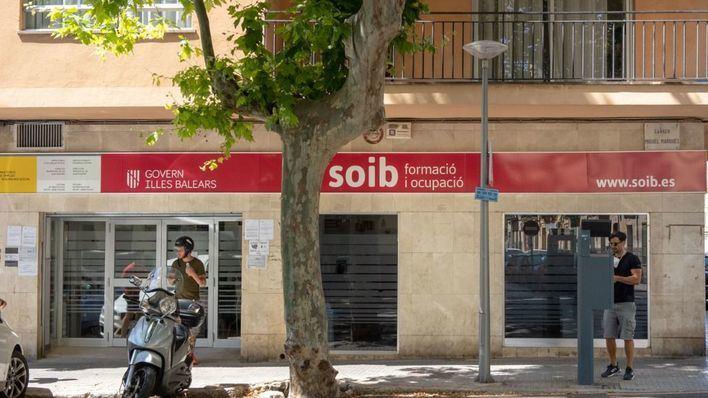 Baleares redujo un 82 por ciento las ofertas de empleo durante el estado de alarma