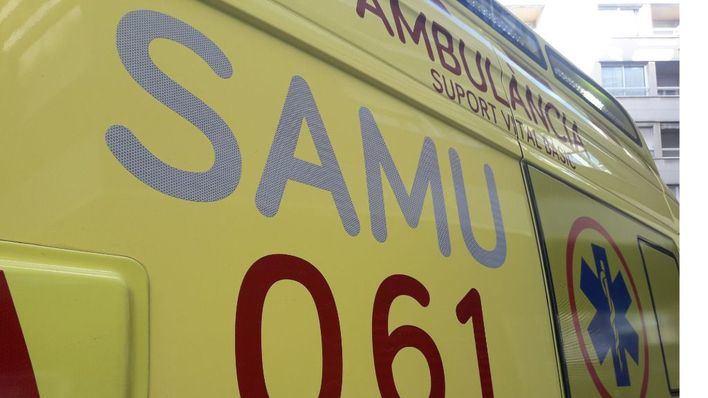 Un hombre de 30 años se precipita desde un acantilado en Sant Antoni de Portmany