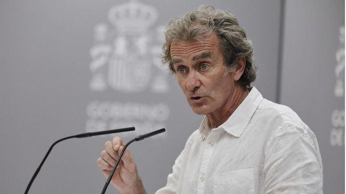 Simón pide disculpas al sector turístico