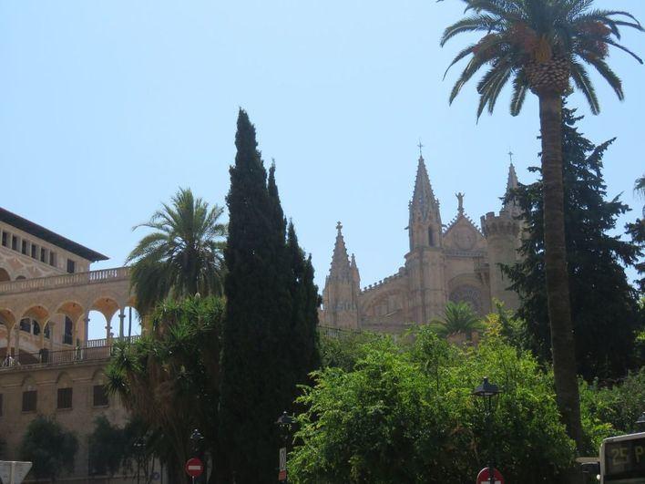 Máxima alerta en Baleares con temperaturas extremas