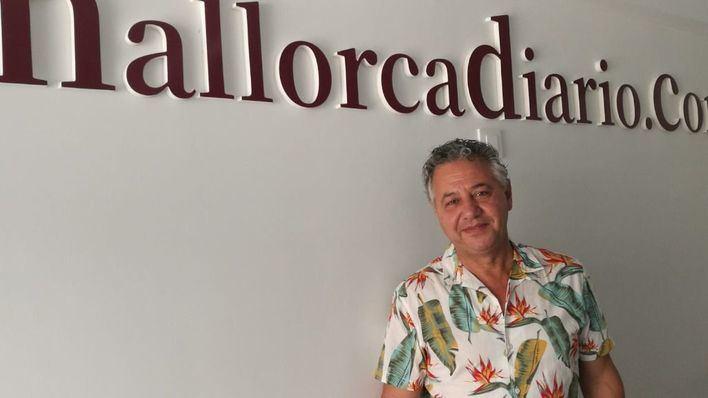 El arte desembarca en mallorcadiario.com de la mano de Xisco Barceló