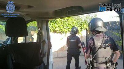 Desciende la criminalidad en Baleares durante los meses de estado de alarma