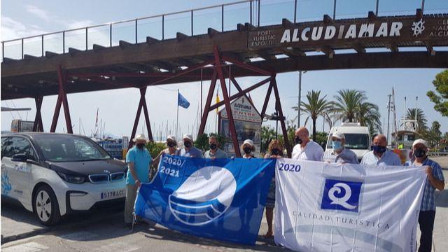 Alcudiamar recibe por décimo año consecutivo el reconocimiento 'Q' de Calidad Turística