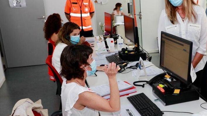 El Govern reforzará el rastreo de casos con la app 'Radar Covid', que alerta de los contagios