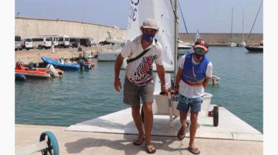 El Club Náutico de s'Arenal se corona en la clase Optimist de Vela de la mano de Marc Mesquida