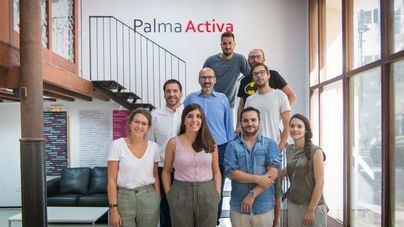 Palma Activa dinamiza la economía de la ciudad: 50 emprendedores se acogen al centro de empresas