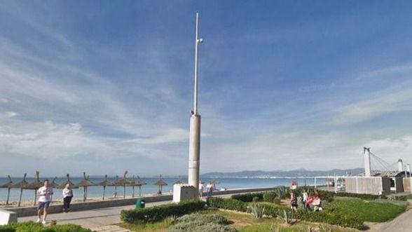 Nubes, bajada de temperaturas y posibilidad de lluvia en Baleares