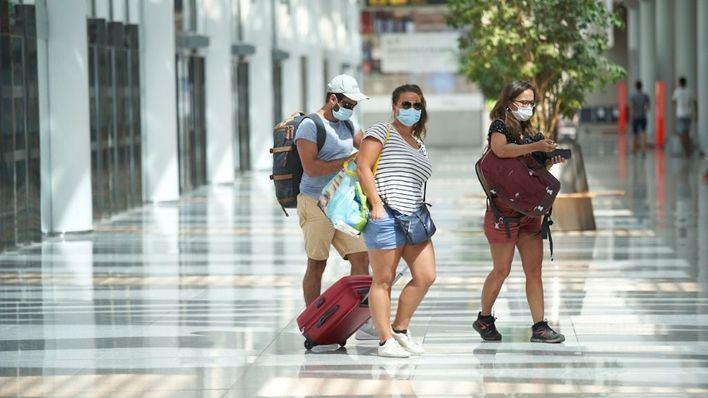 La llegada de turistas a Baleares se desploma el 92,2 por ciento hasta junio