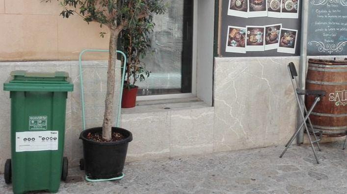 Emaya y Ecovidrio impulsan el reciclaje de vidrio en bares, restaurantes y hoteles del centro