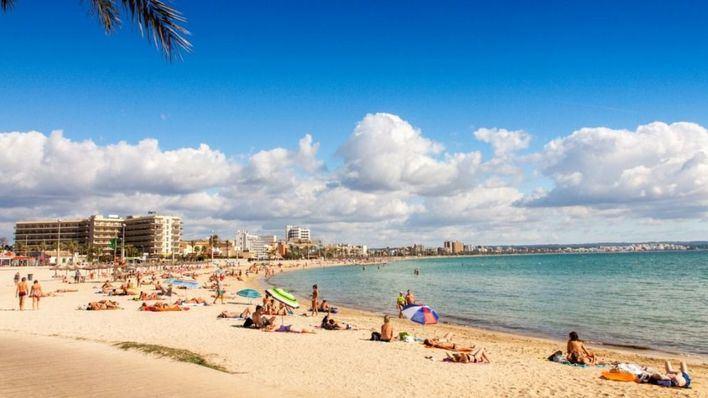 Palma Beach acoge una prueba piloto para garantizar a los viajeros la seguridad turística