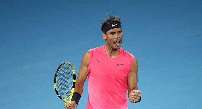 Nadal renuncia al US Open por el coronavirus y sus rebrotes