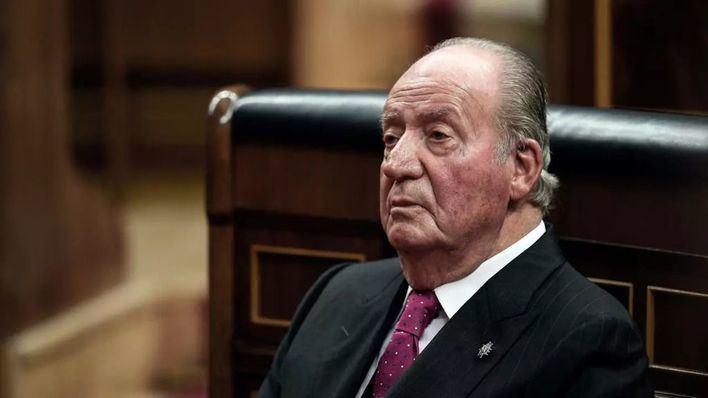 El Supremo rechaza adoptar medidas cautelares contra el rey Juan Carlos I