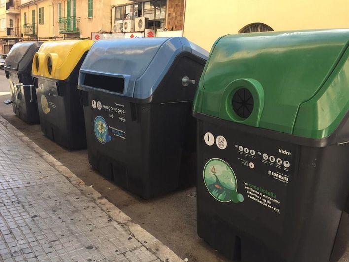 Aplazada la huelga de limpieza y recogida de basuras en Sant Llorenç