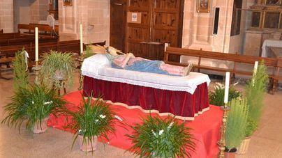 La Seu expondrá el 'Llit de la Mare de Déu' entre el 15 y 23 de agosto