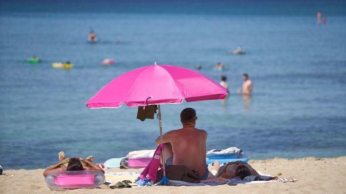 Ligero aumento de temperaturas en Baleares