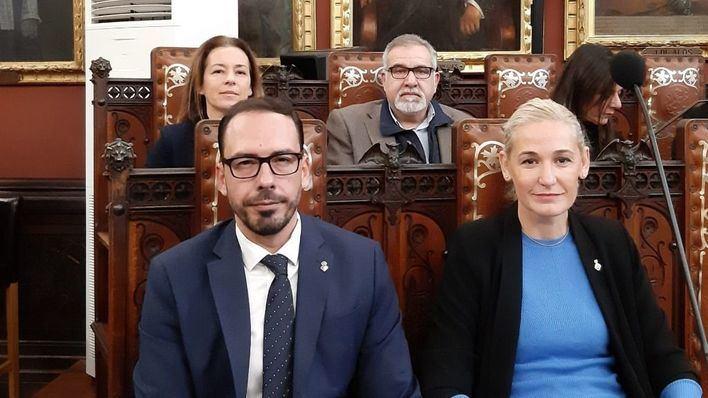 Ciudadanos acusa a Hila de 'falta de compromiso' con Palma por 'ceder' el remanente municipal