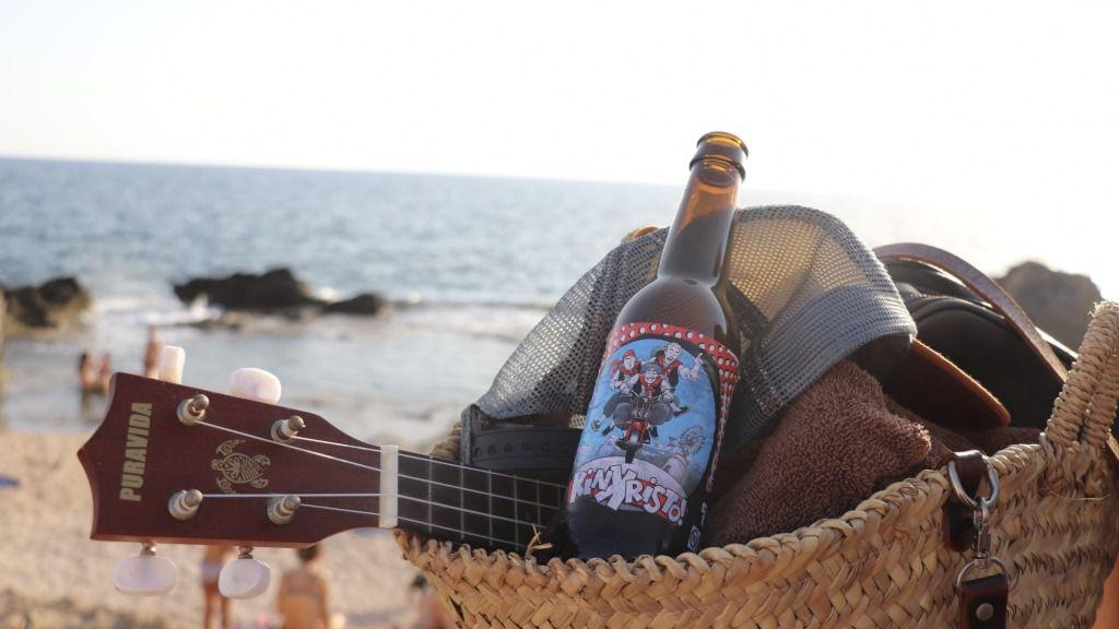 Nace Kinkristo, una cerveza cien por cien mallorquina y artesanal sin conservantes ni aditivos