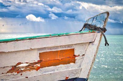 Interceptan una patera con siete migrantes en aguas de Formentera