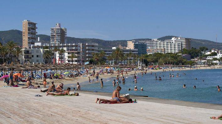 Subida de temperaturas en Baleares