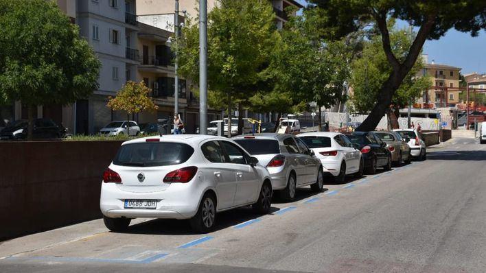 Inca implanta el aparcamiento rotatorio en la zona interior de Reis Catòlics