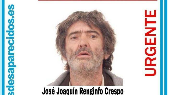 Localizado el hombre desaparecido desde el pasado 21 de julio
