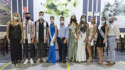La delegación de Miss World y Miss-Mister International, disfrutan de una excelente cena en Palma