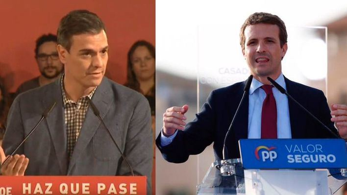 Casado: 'Sánchez no puede lavarse las manos. España es ya el país de Europa con más contagios'