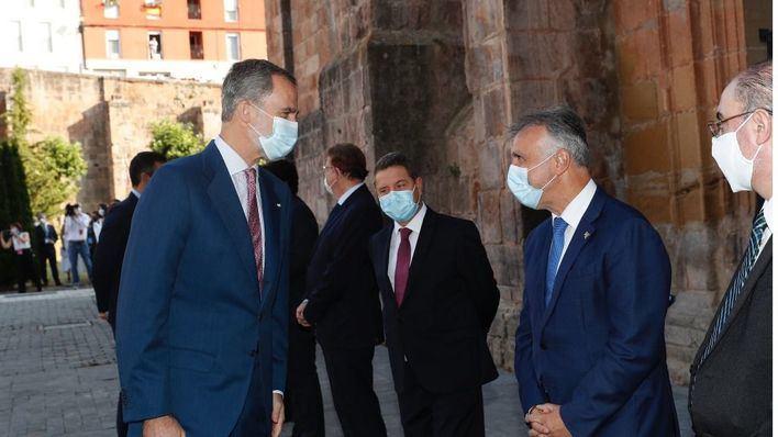 Sociedad Civil Balear convoca una manifestación en apoyo de Felipe VI en Palma