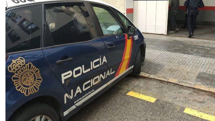 Tres detenidos, uno menor, en relación con una brutal agresión a un turista en Palma