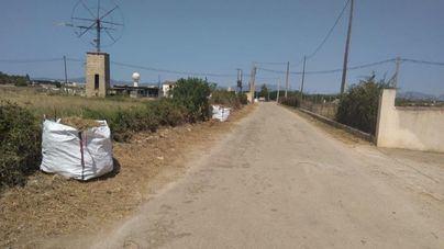 Cort desbroza 33.000 metros lineales de caminos