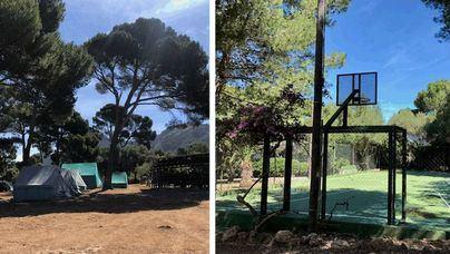El campamento de La Victòria de Alcúdia alcanza las 4.716 pernoctaciones en julio